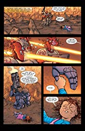The Amory Wars: In Keeping Secrets of Silent Earth: 3 #6 (of 12)