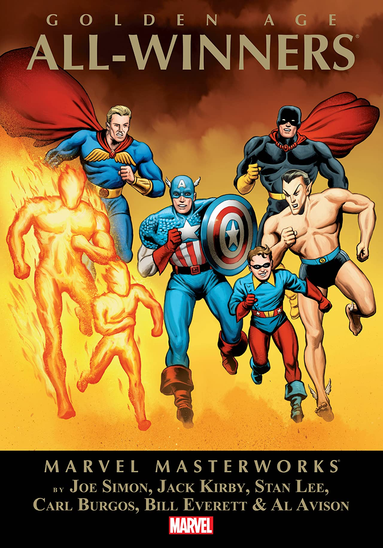 Golden Age All-Winners Masterworks Vol. 1