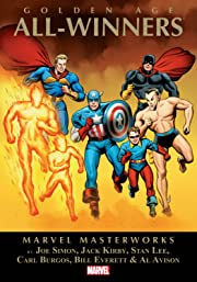 Golden Age All-Winners Masterworks Tome 1