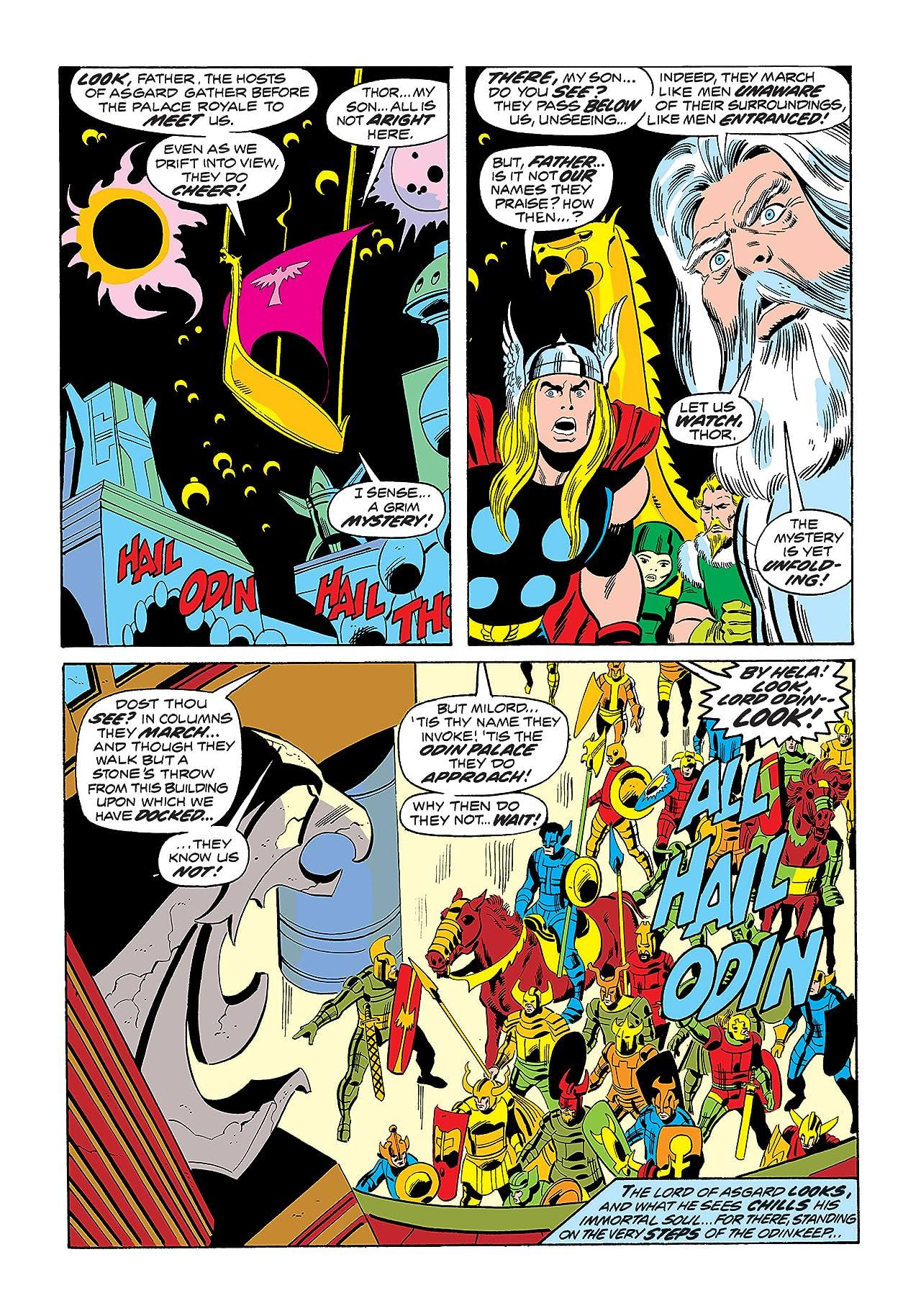 Thor Masterworks Vol. 13