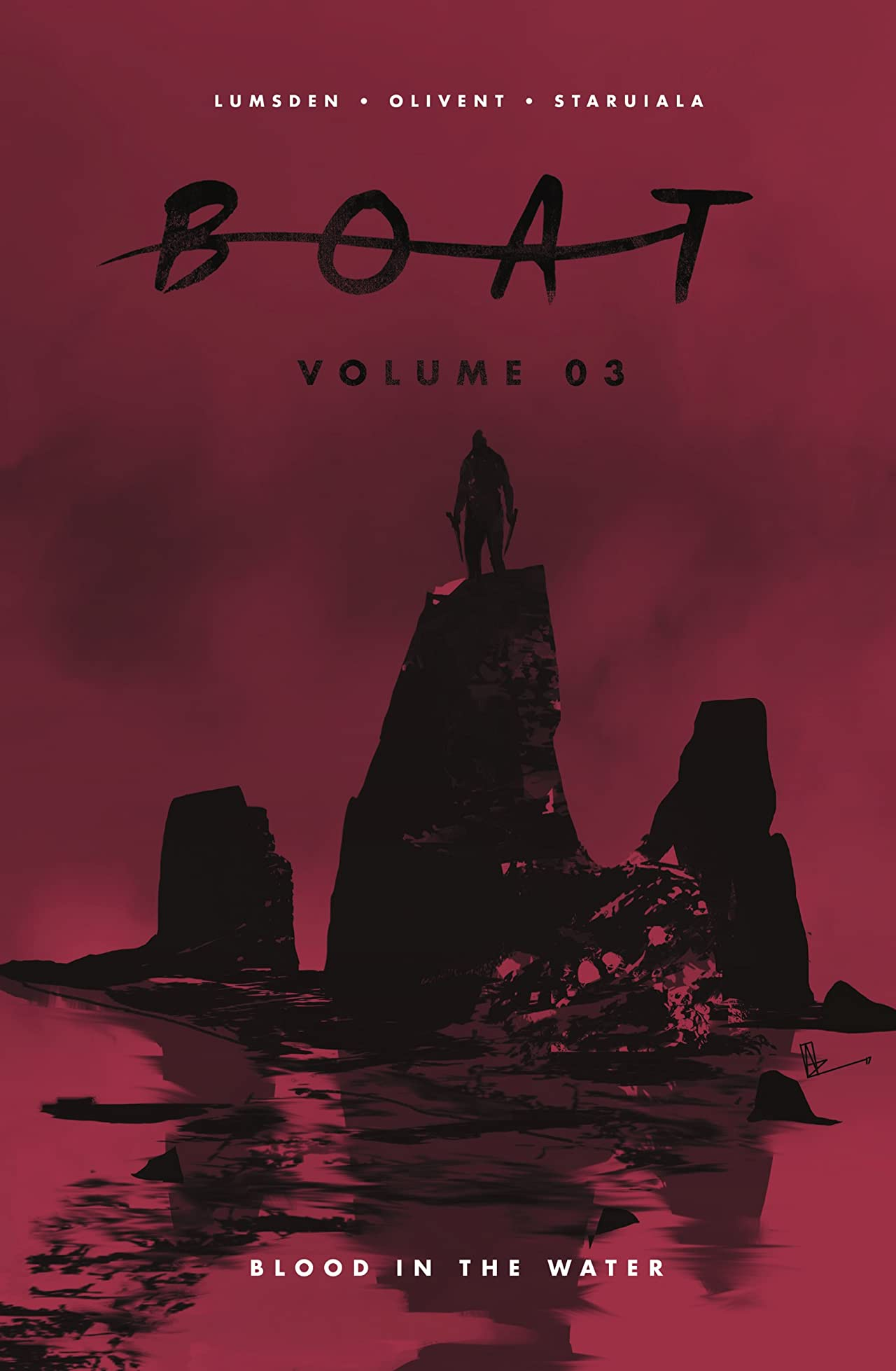 Boat Vol. 3: Blood in the Water