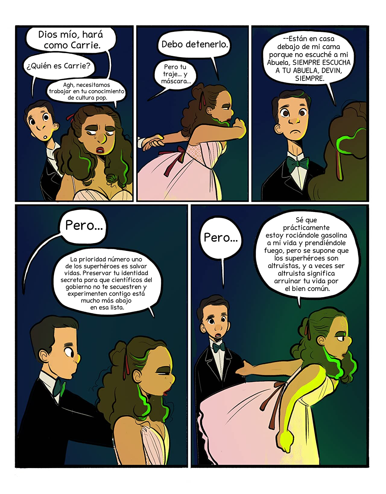 Quince (Spanish Version) #13