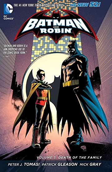 Batman and Robin (2011-2015) Tome 3: Death of the Family