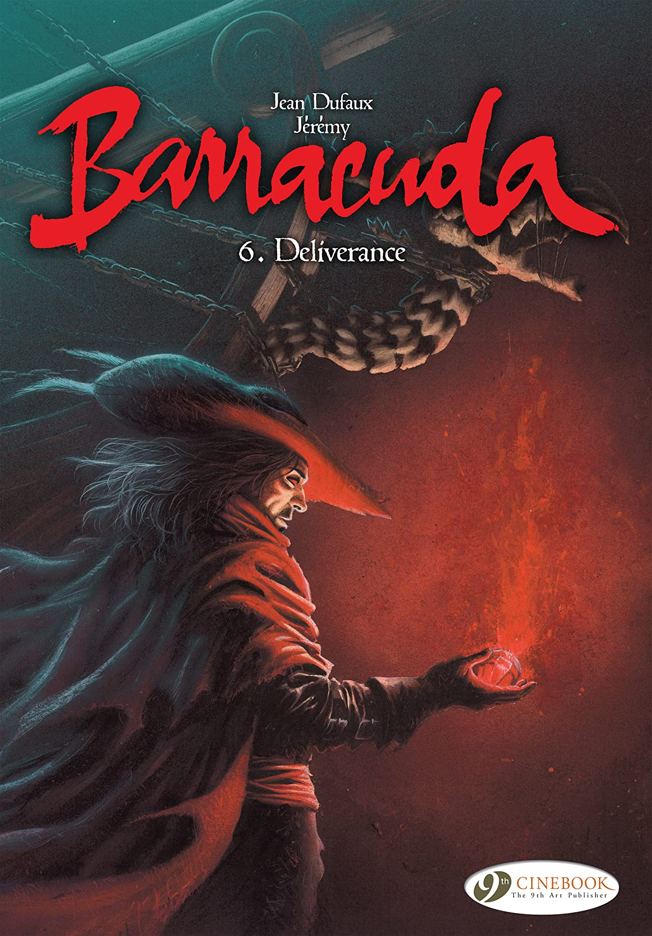 Barracuda Vol. 6: Deliverance