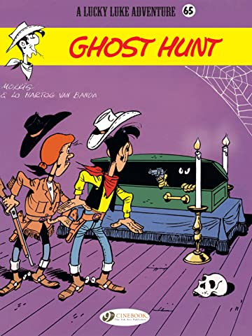 Lucky Luke Vol. 65: Ghost Hunt