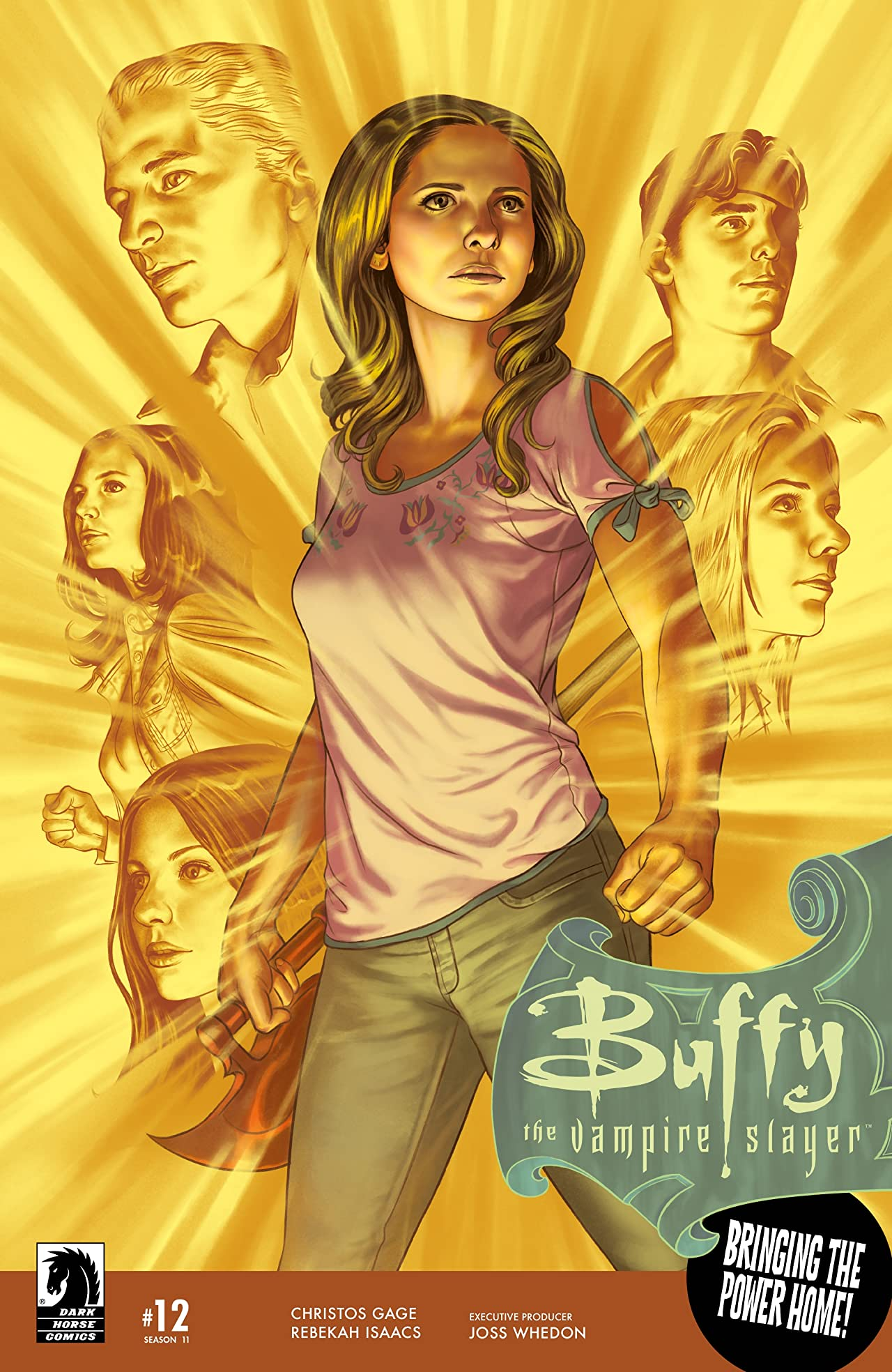 Buffy the Vampire Slayer: Season 11 #12