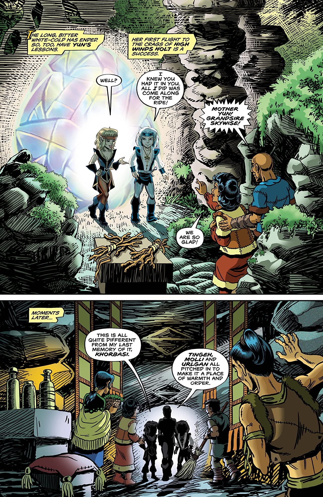 Elfquest: The Final Quest #22