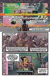 Sherlock Frankenstein & The Legion of Evil: From the World of Black Hammer No.1