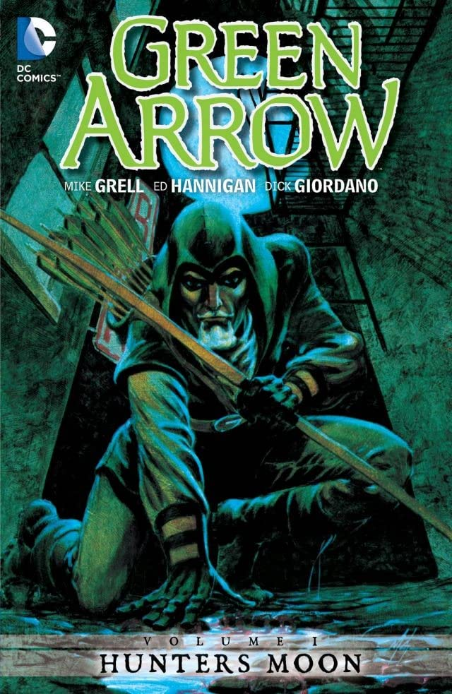 Green Arrow (1988-1998) Vol. 1: Hunters Moon