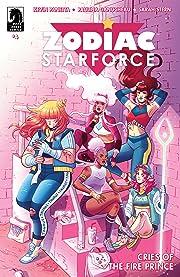 Zodiac Starforce: Cries of the Fire Prince #4