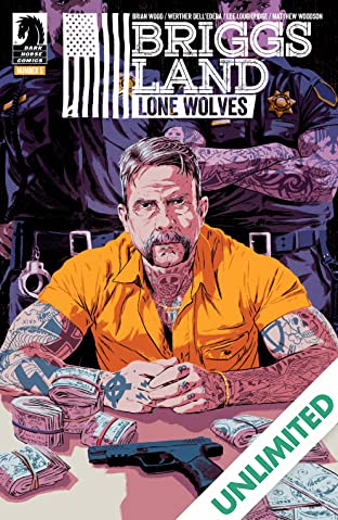 Briggs Land: Lone Wolves #5