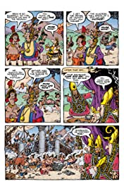 Groo: Play of the Gods #4