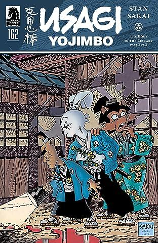Usagi Yojimbo #162