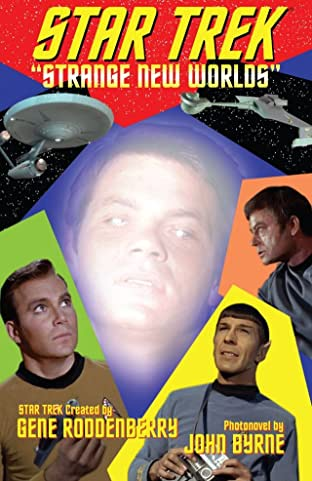 Star Trek Annual 2013