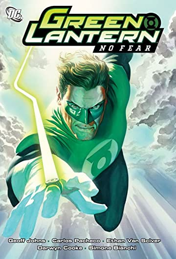 Green Lantern: No Fear