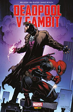 Deadpool V Gambit: Le ''V'' c'est pour ''Vs''