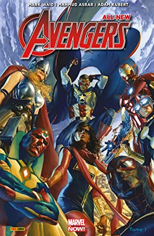 All-New Avengers Vol. 1: Rassemblement !