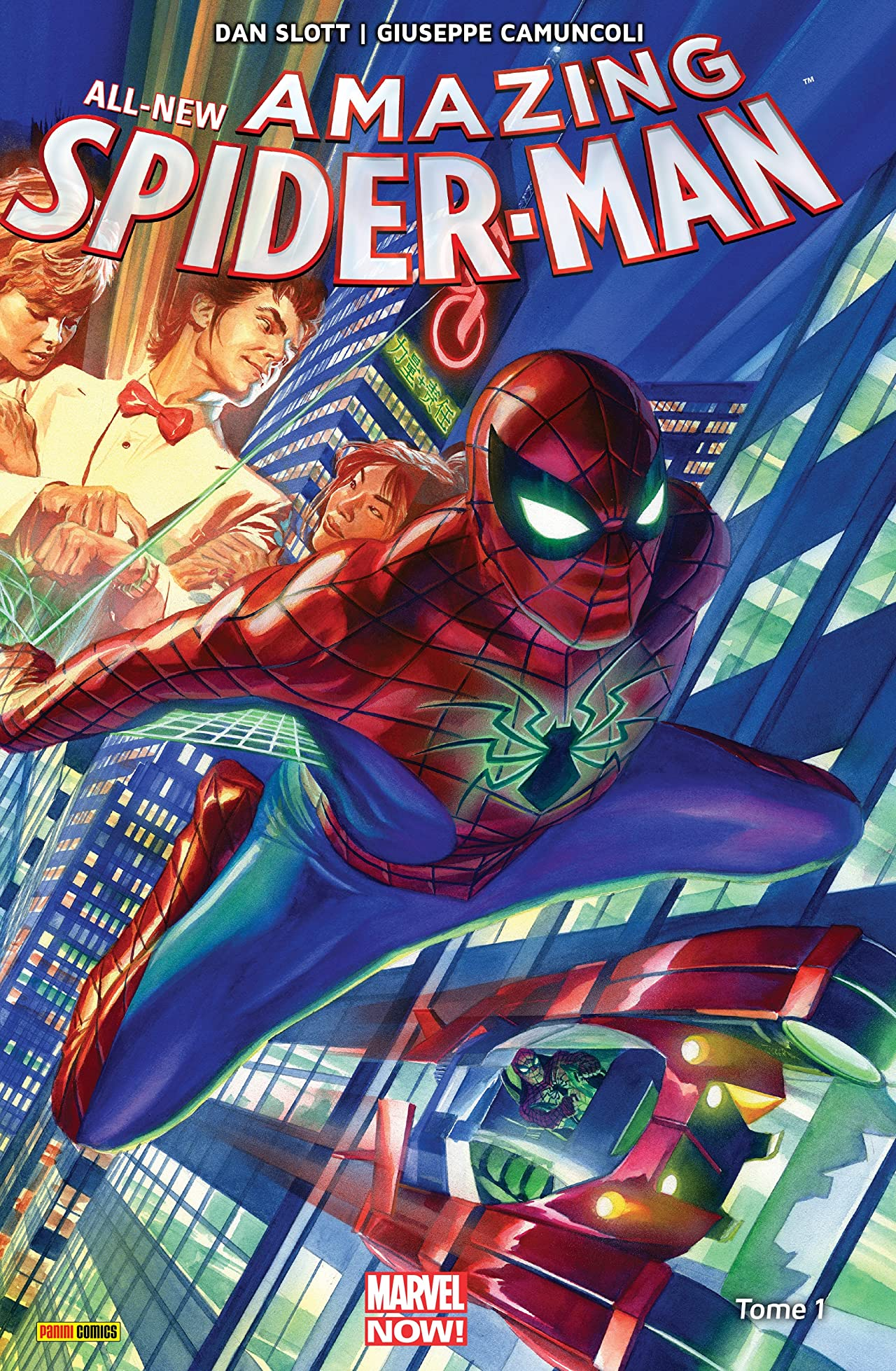 All-New Amazing Spider-Man Vol. 1: Partout dans le monde