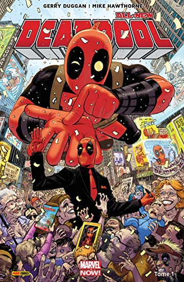 All-New Deadpool Vol. 1: Le millionnaire disert