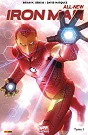 All-New Iron Man Vol. 1: Reboot