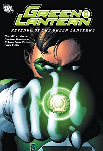 Green Lantern: Revenge of the Green Lanterns