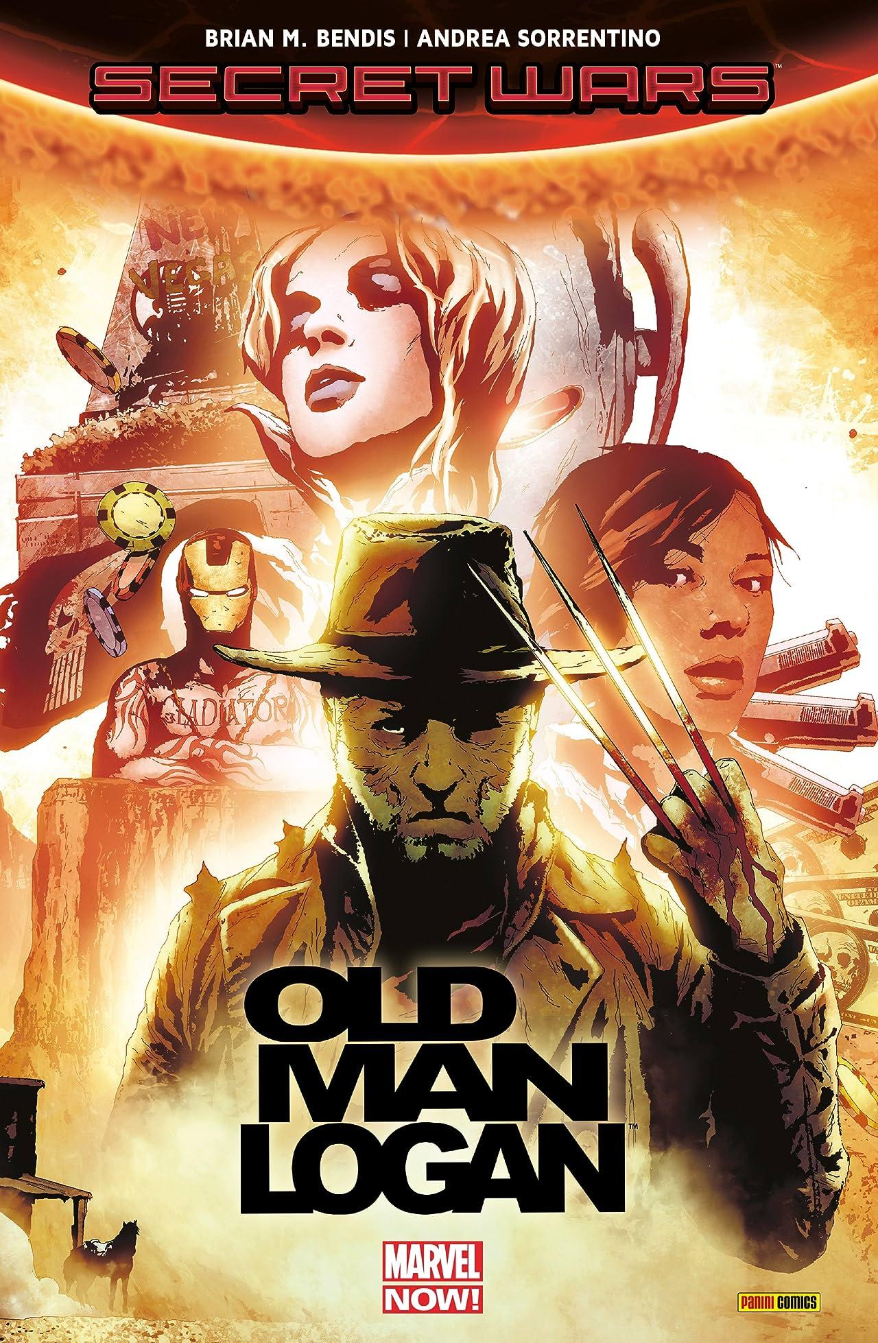 Secret Wars: Old Man Logan