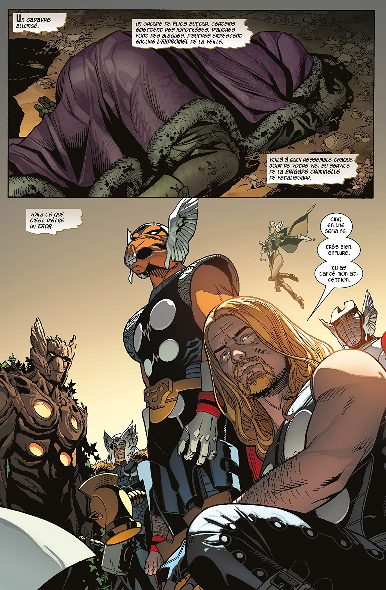 Secret Wars: Thors