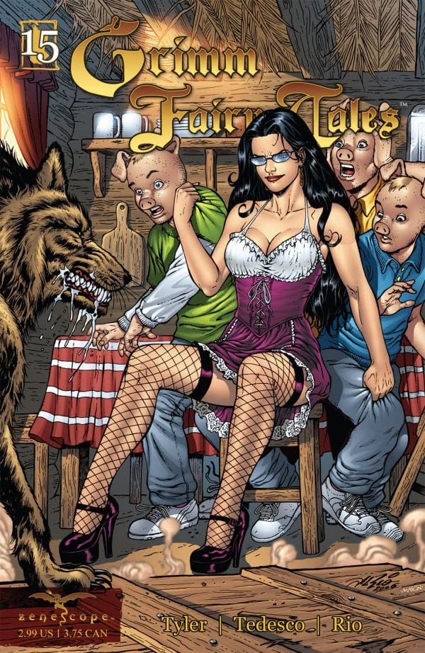 Grimm Fairy Tales #15