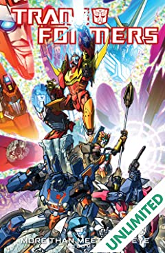 Transformers: More Than Meets the Eye (2011-2016) Vol. 5