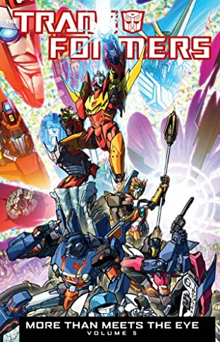 Transformers: More Than Meets the Eye (2011-) Vol. 5