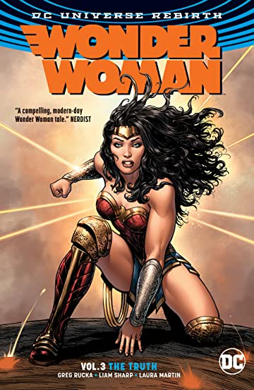 Wonder Woman (2016-) Tome 3: The Truth