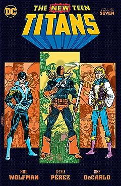 New Teen Titans (1980-1988) Vol. 7