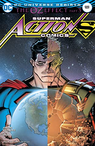 Action Comics (2016-) No.989