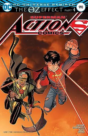 Action Comics (2016-) No.990