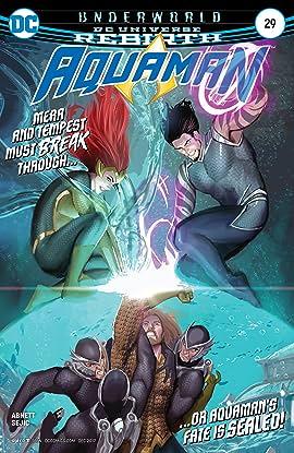 Aquaman (2016-) #29