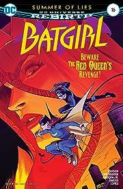 Batgirl (2016-) #16