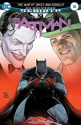 Batman (2016-) #32