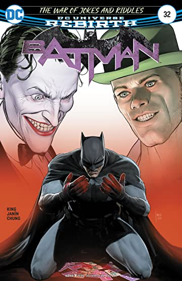 Batman (2016-) No.32