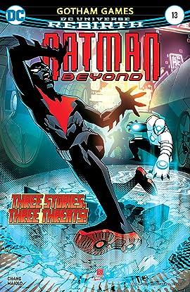 Batman Beyond (2016-) #13