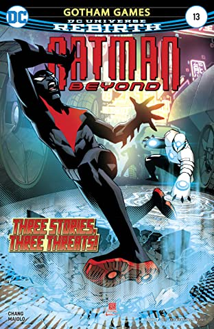 Batman Beyond (2016-) No.13