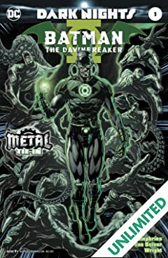 Batman: The Dawnbreaker (2017) #1