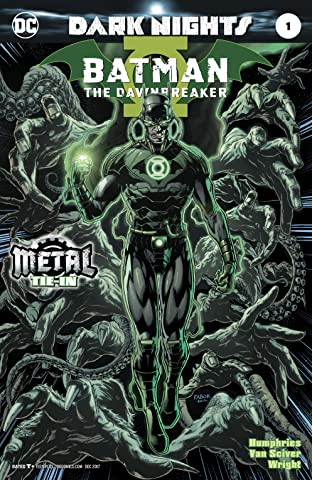 Batman: The Dawnbreaker (2017) No.1