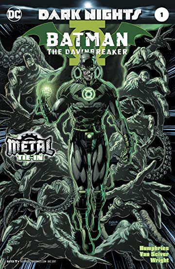 Batman: The Dawnbreaker (2017-) No.1