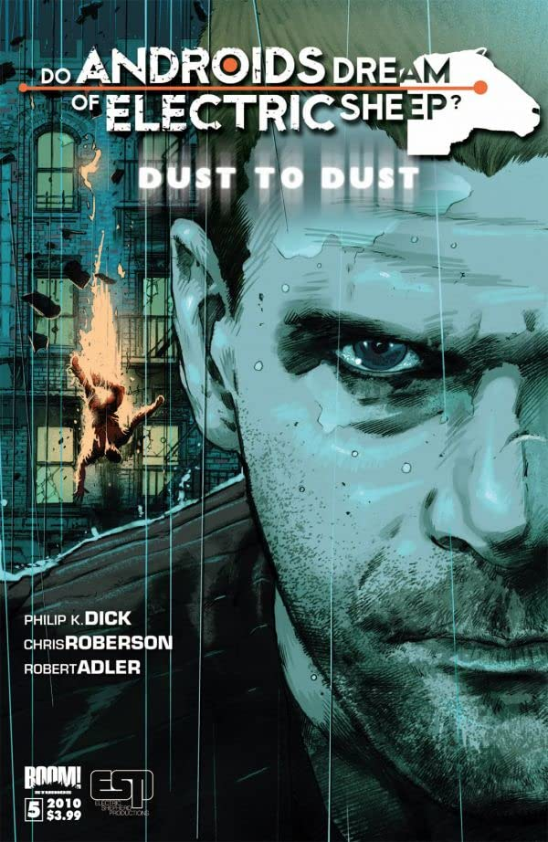 Do Androids Dream Of Electric Sheep?: Dust To Dust #5 (of 8)