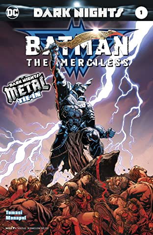 Batman: The Merciless (2017) No.1