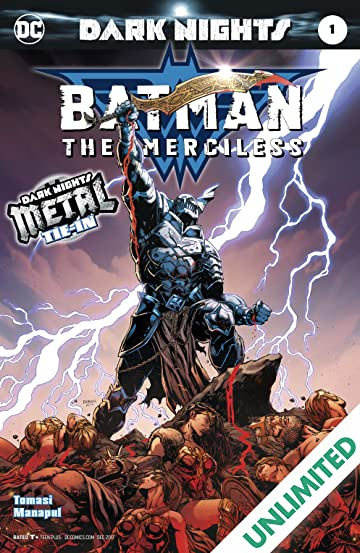 Batman: The Merciless (2017) #1