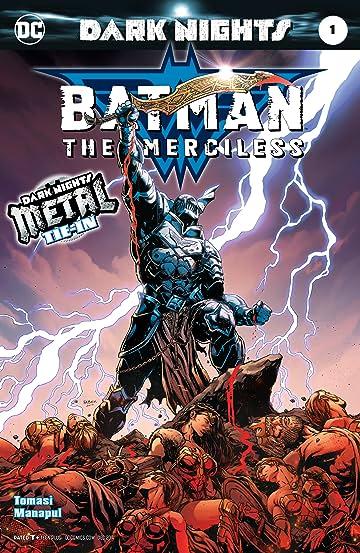 Batman: The Merciless (2017) #1