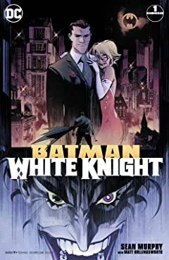 Batman: White Knight (2017-) #1