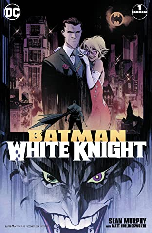 Batman: White Knight (2017-2018) No.1