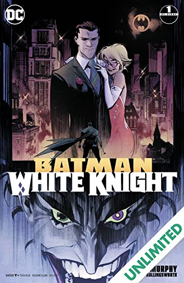 Batman: White Knight (2017-2018) #1